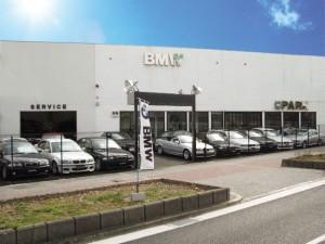 BMW専門店