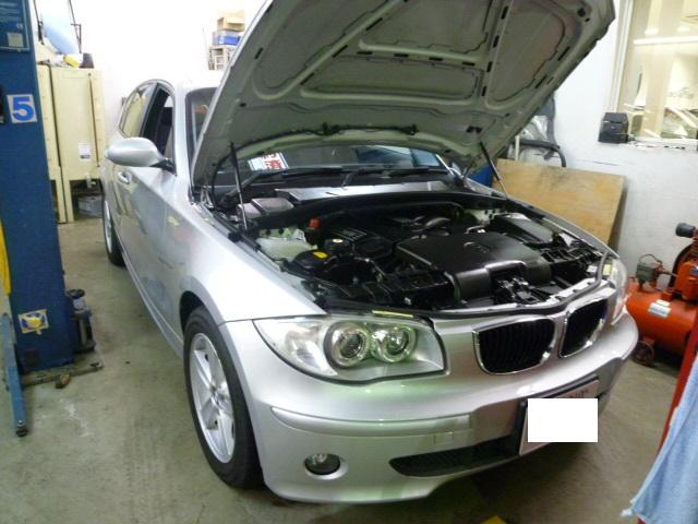 BMW 120iカスタムカー