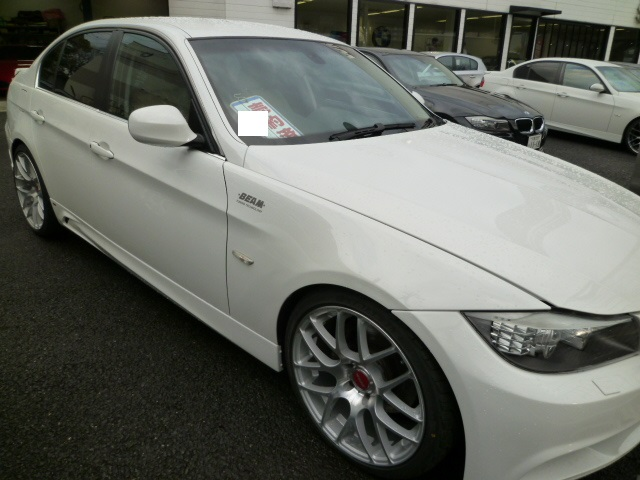 BMW E90 カスタムインテリア