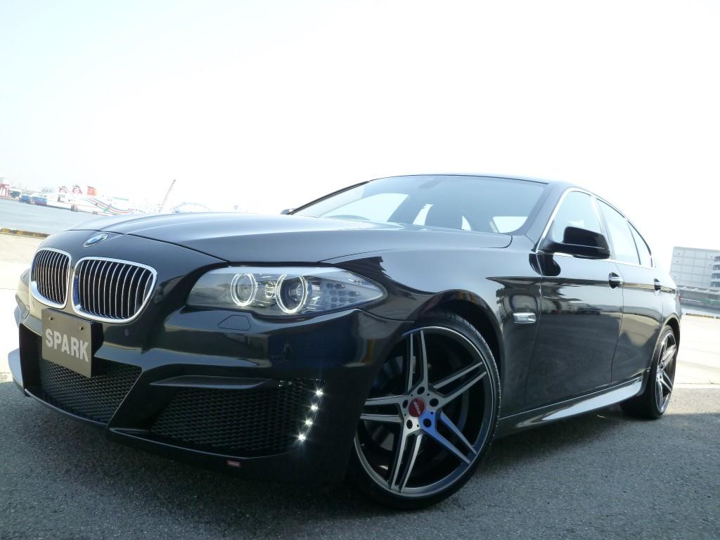 BMW F10 5シリーズ エアロ カスタム