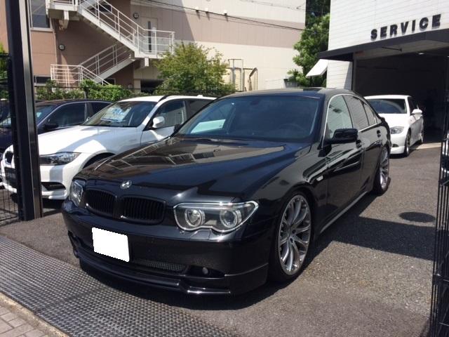 BMW E65 545i